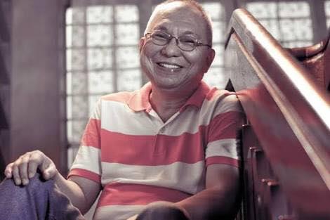 Filipino renowned writer Ricky Lee