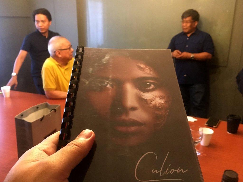 Culion written by Ricky Lee