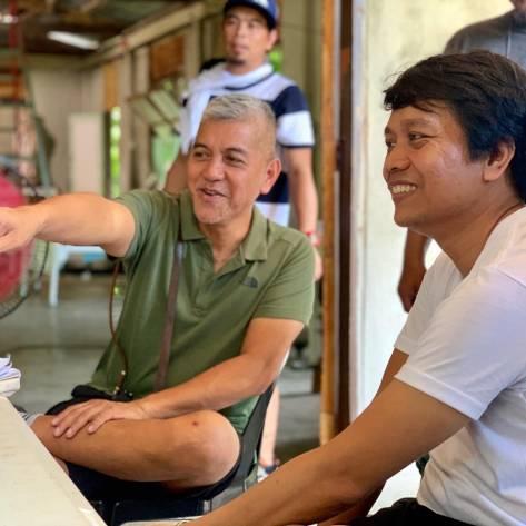 Culion Alvin Yapan Neil Daza
