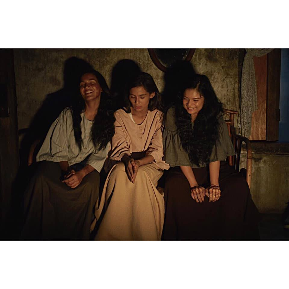 Culion movie, Iza Calzado, Jasmine Curtis-Smith, Meryll Soriano