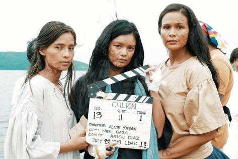 Culion movie, Iza Calzado, Meryll Soriano, Jasmine Curtis-Smith