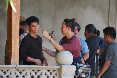 Culion movie behind the scene