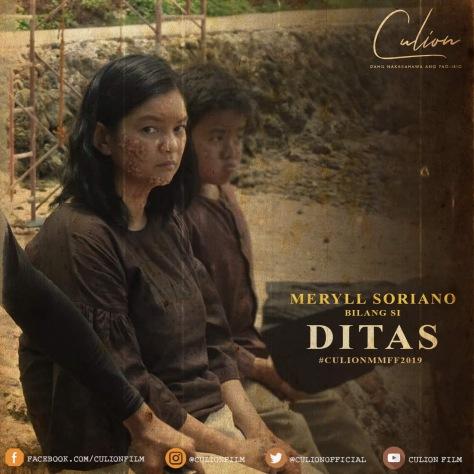 Culion MMFF 2019 Meryll Soriano as Ditas